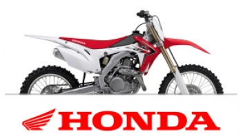 HONDA REAR FENDER DECALS