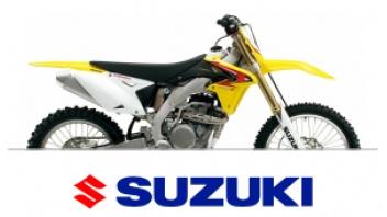 Suzuki Custom Motocross Backgrounds