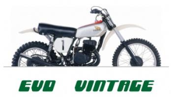 Vintage / Evo Motocross Ovals