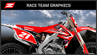 Race Team Graphics