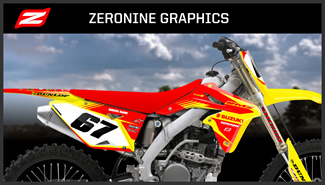 Suzuki Graphic kits