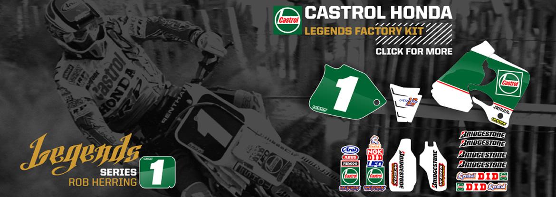 Castrol Honda