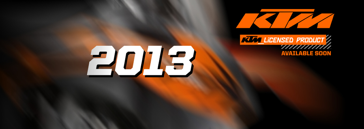 2013 KTM Licensed Products