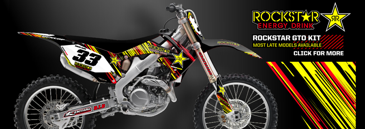 Custom motocross graphics zeronine mx