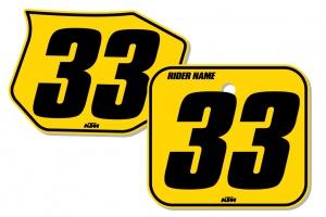 KTM 125 87-89 / 250 87-89 / 500 87-89 FACTORY SERIES