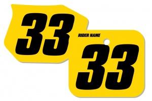 KTM 125 87-89 / 250 87-89 / 500 87-89 ROOKIE SERIES