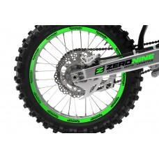 Rim Decal Set Kawasaki Green