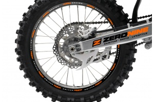 Rim Decal Set KTM Racing Black