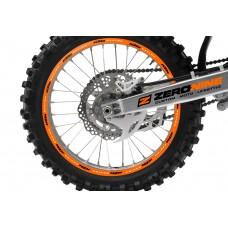 Rim Decal Set KTM Racing Orange