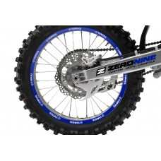 Rim Decal Set Yamaha Blue