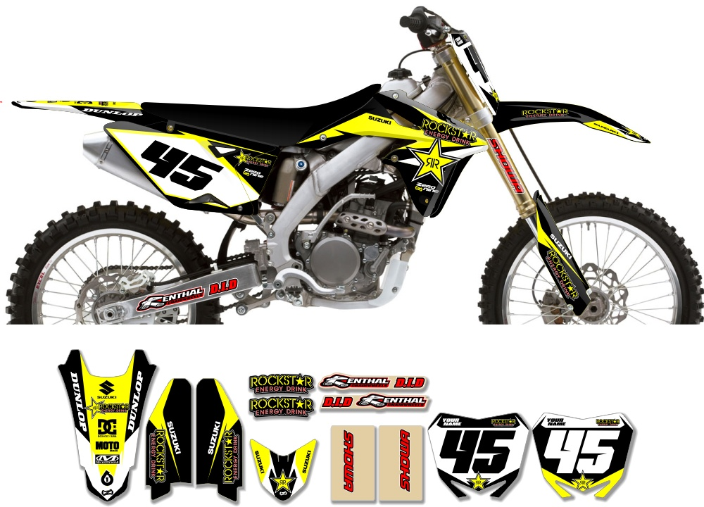 graphics for suzuki rockstar graphics | www.graphicsbuzz