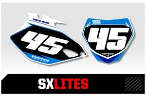 Yamaha Custom Printed Motocross Backgrounds - SXlites  Series